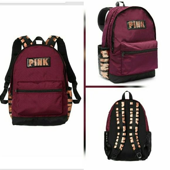 PINK Victoria s Secret Bags  8d4e9abed7de2